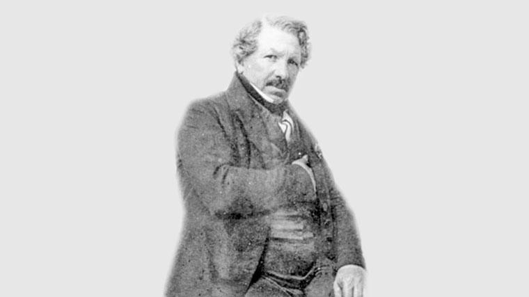 لوئی ژاک مانده داگر - Louis-Jacques-Mandé Daguerre