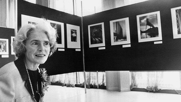 مارگارت برک – وایت Margaret Bourke-White