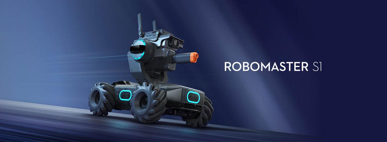 ماشین کنترلی روبو مستر S1
