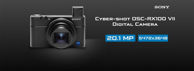 Cyber-shot DSC-RX100 VII