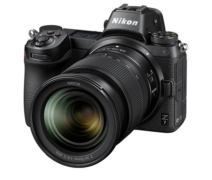 نیکون همراه با دوربین جدید خود Z7 قدم به دنیای جدیدی نهاد