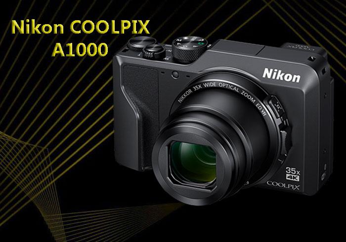 Coolpix A1000