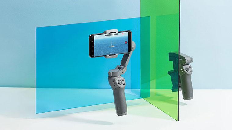 گیمبال موبایل دی جی آی مدل Osmo Mobile 3 رونمایی شد