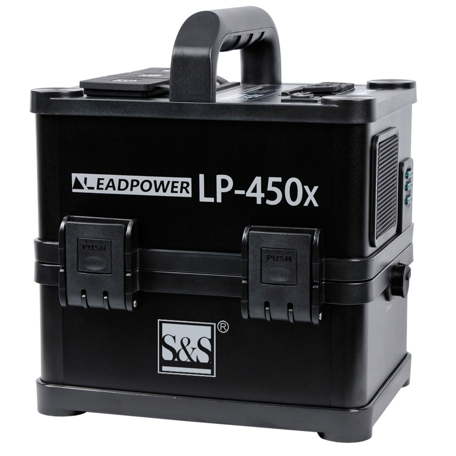 پک باطری اس اند اس S&S Lead Power LP450X Portable Power Inverter