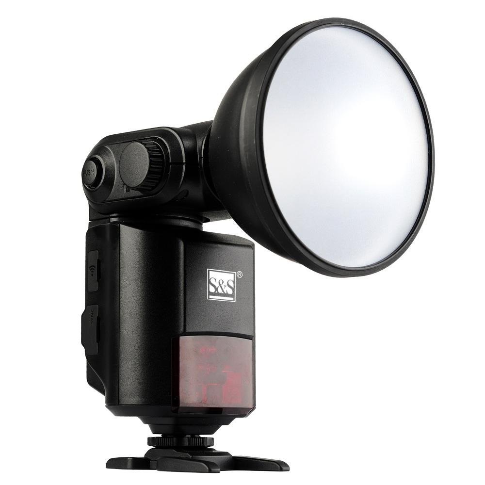 فلاش اکسترنال اس اند اس مدل AD360II-CTTL
