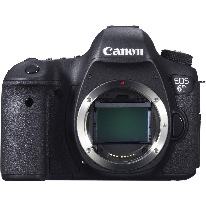دوربین عکاسی کانن 6D Body
