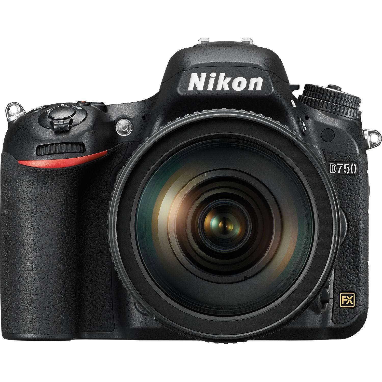 دوربین عکاسی نیکون Nikon DSLR D750 24-120mm AF4G