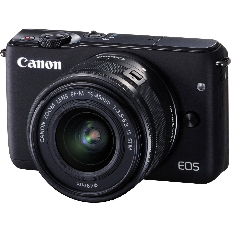 دوربین عکاسی کانن M10+15-45mm STM Lens