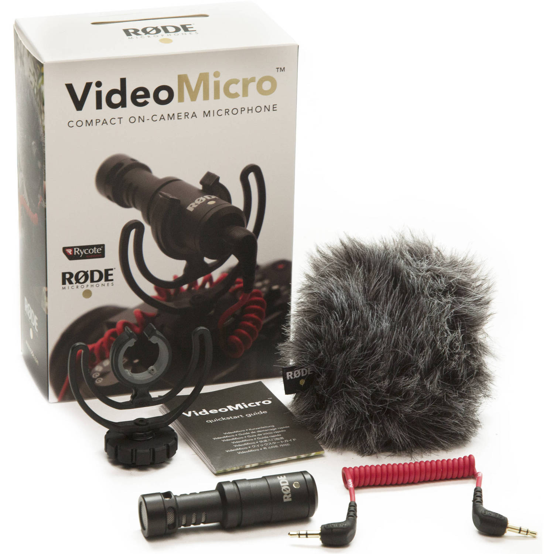 ویدئو میکروفن رود مدل Video Micro (مشابه اصلی)