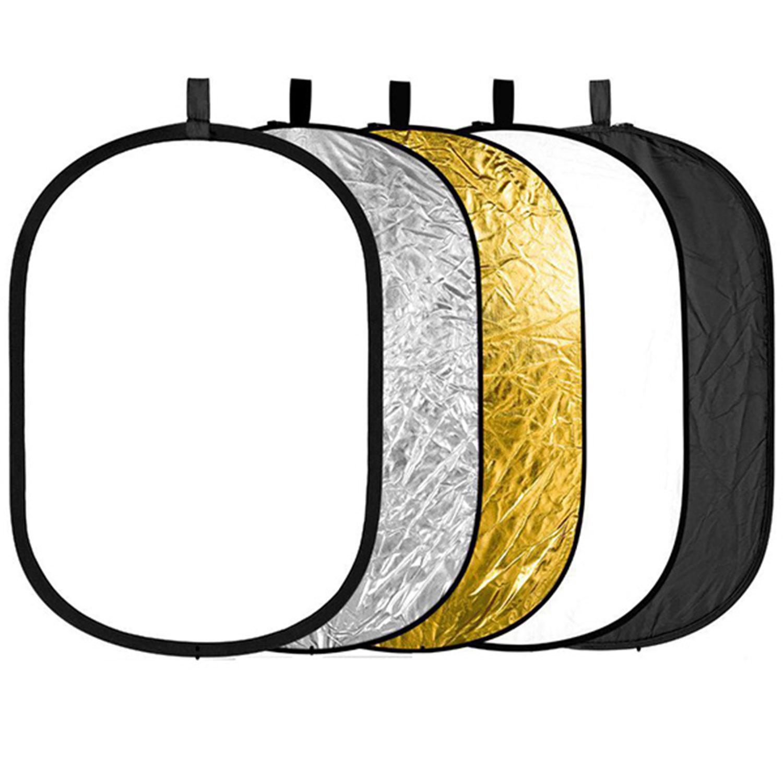 رفلکتور پنج کاره اس اند اس Reflector disc R12 S&S 5-in-1  90×120cm