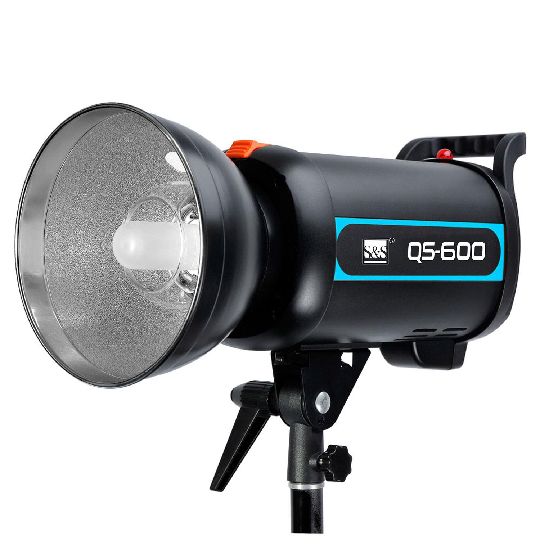 فلاش استودیویی اس اند اس مدل QS600