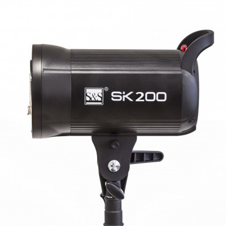 کیت فلاش SK200 اس اند اس