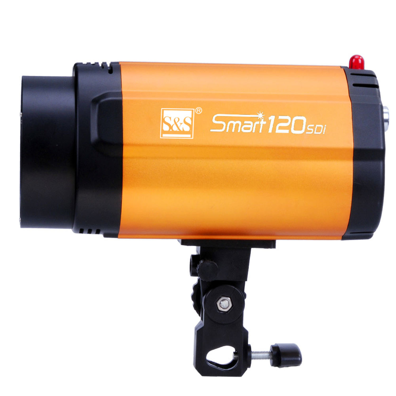 فلاش استودیویی اس اند اس مدل Smart 120SDI