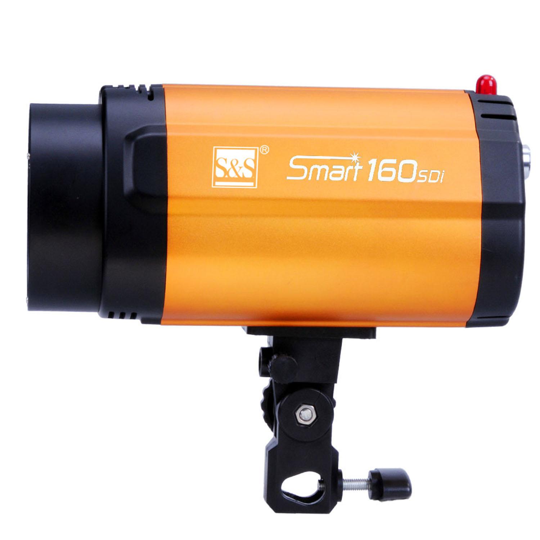 فلاش استودیویی اس اند اس مدل Smart 160SDI