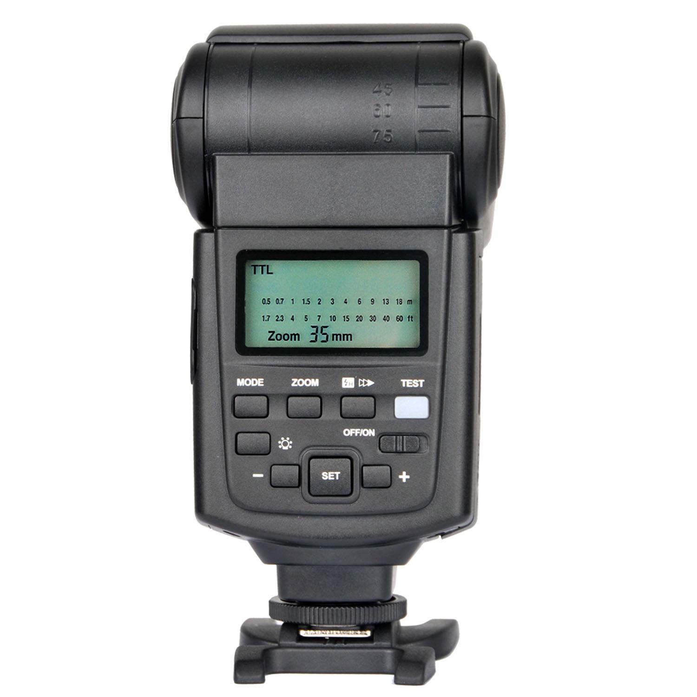 فلاش اکسترنال اس اند اس مدل TT680 مناسب دوربین های کانن