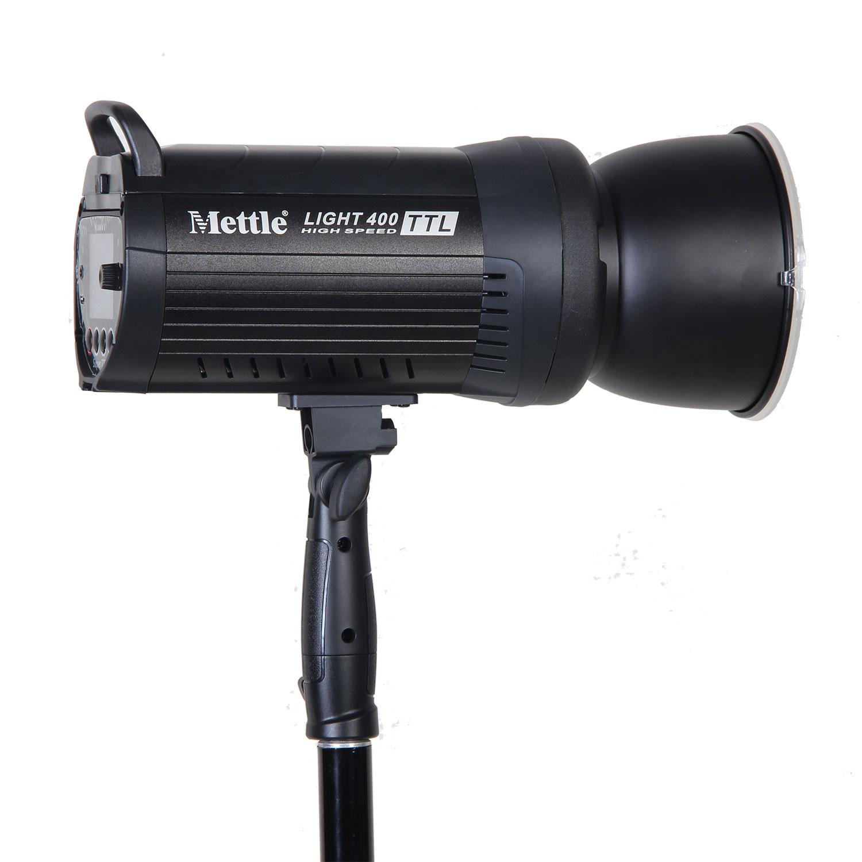 فلاش پرتابل متل مدل TTL-400 مناسب برای دوربین کانن