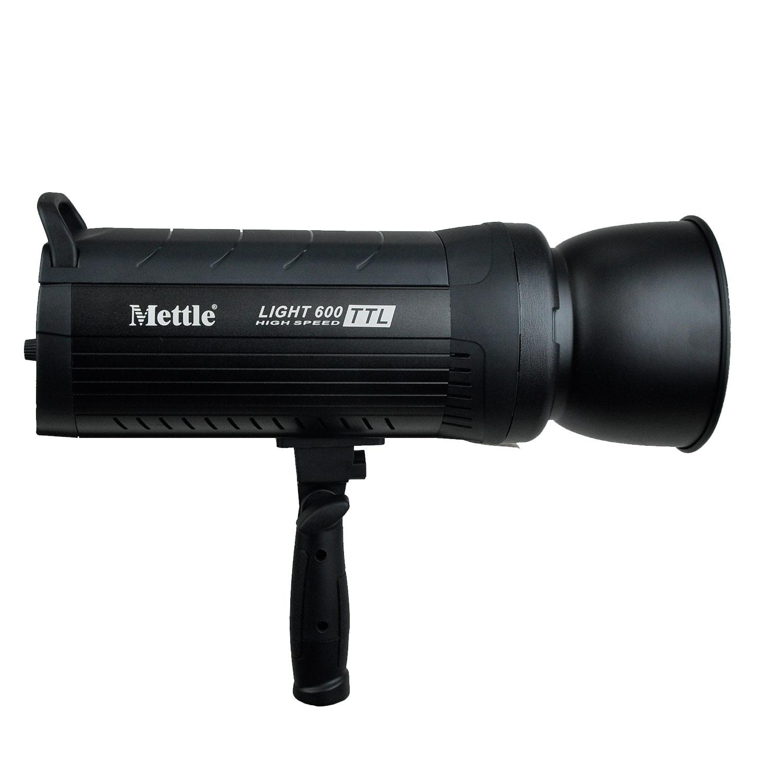 فلاش پرتابل متل TTL-600 مناسب برای دوربین کانن