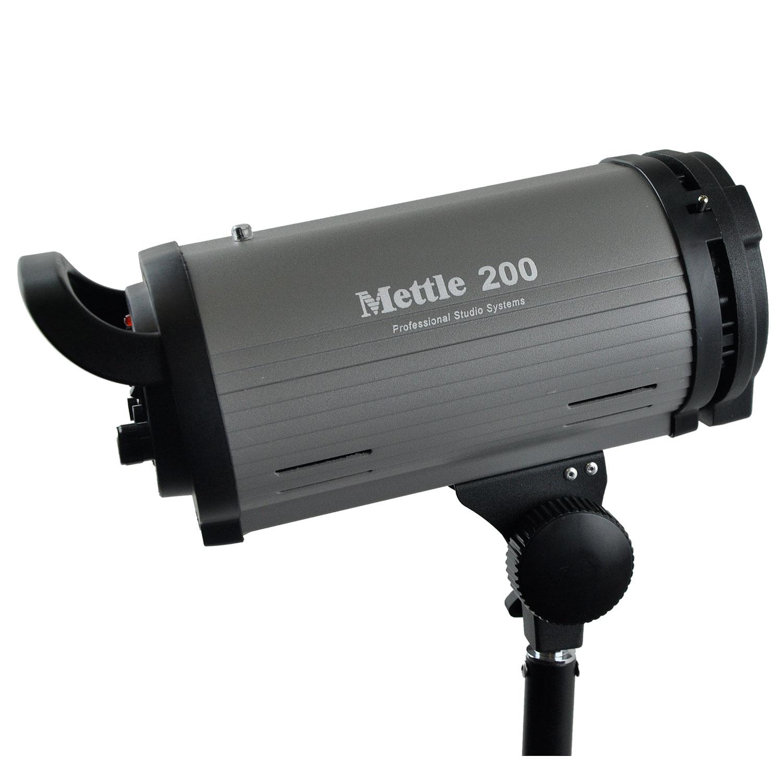 فلاش استودیویی متل مدل M-200