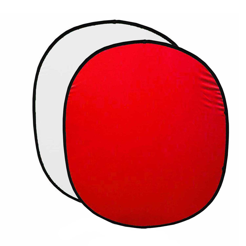 فون پرتابل قرمز / سفید