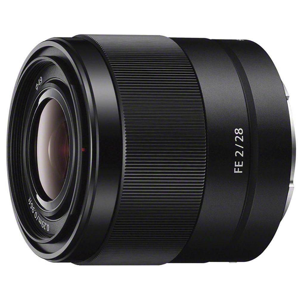 لنز 28mm سونی FE f/2
