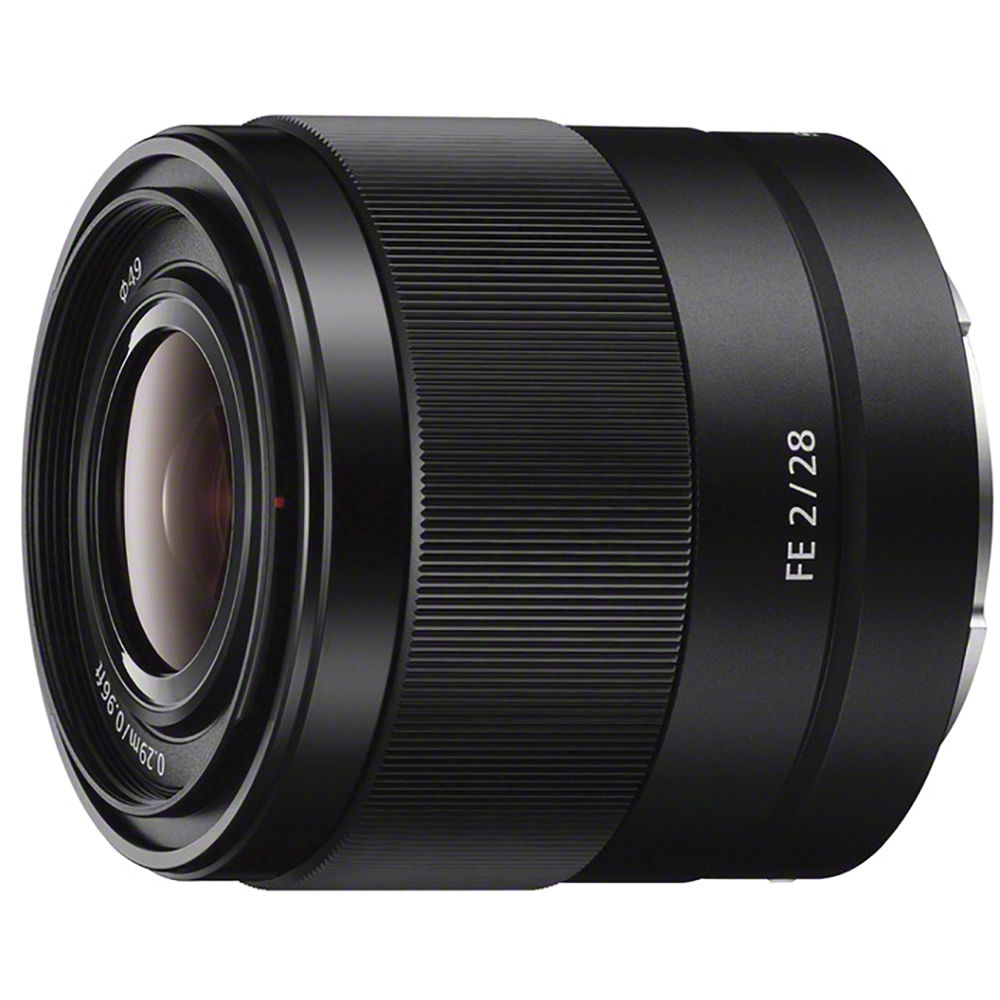 لنز سونی مدل FE 28mm f/2