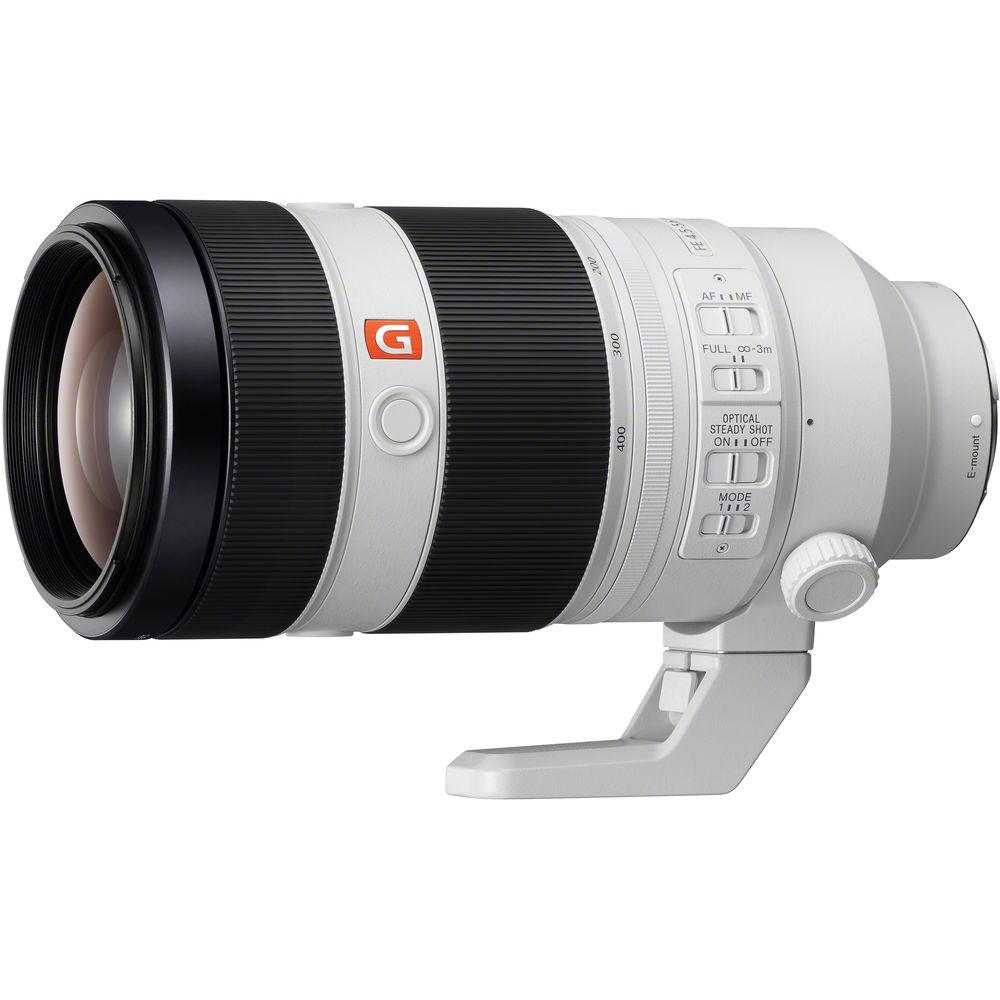 لنز سونی مدل FE 100-400mm f/4.5-5.6 GM OSS