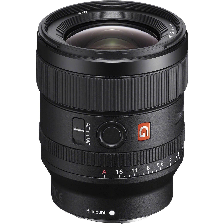 لنز سونی FE 24mm f/1.4 GM