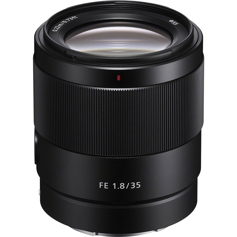 لنز سونی مدل FE 35mm f/1.8