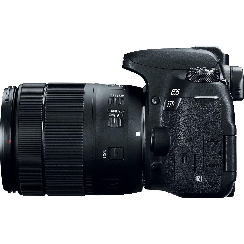 Canon EOS 77D-18-135
