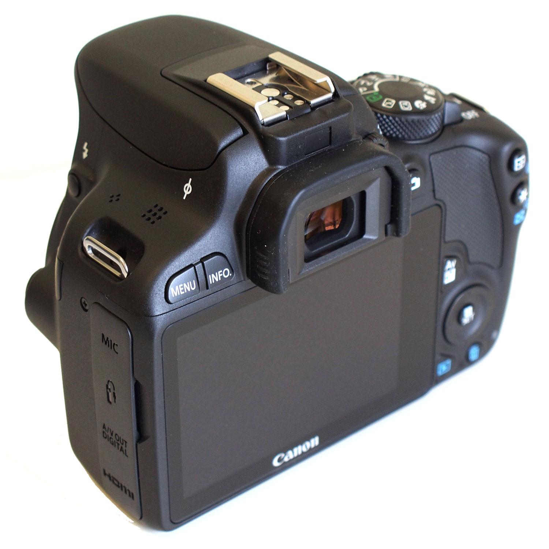 Canon 100D-18-55mm STM