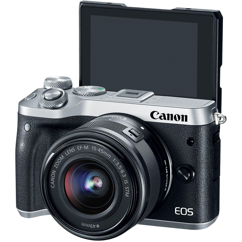 Canon Mirrorless M6 15-45mm STM