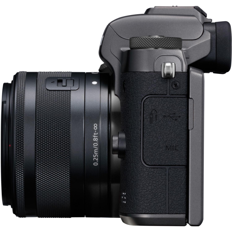 Canon Mirrorless M5 15-45 STM