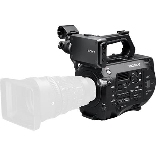 دوربین تصویربرداری سونی     Sony PXW -  FS7 II XDCAM With Lens 18-110
