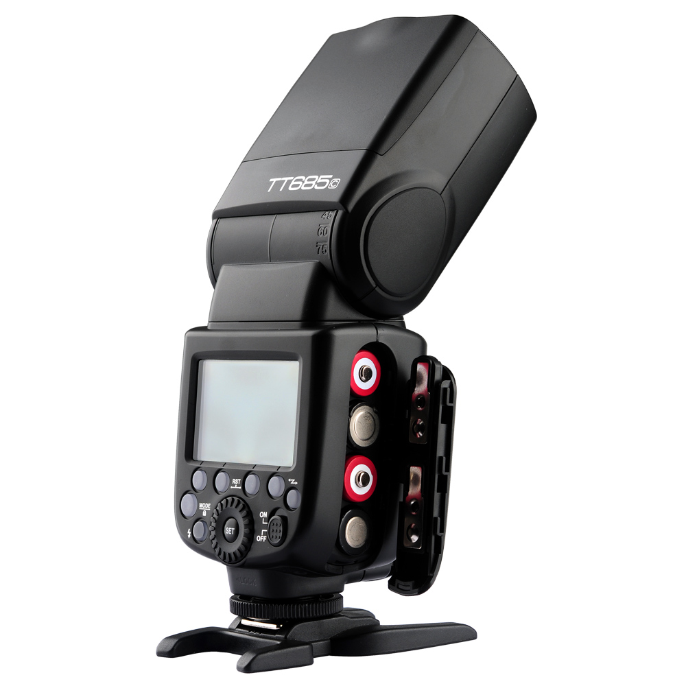 فلاش اکسترنال TT685 اس اند اس        S&S Speedlight TT685