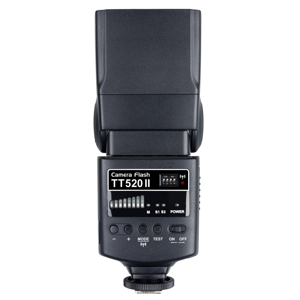 فلاش اکسترنال TT520 اس اند اس      S&S Speedlight TT520
