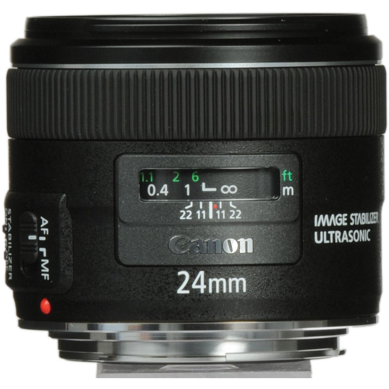 لنز کانن      Canon EF 24mm f/2.8 IS USM Lens