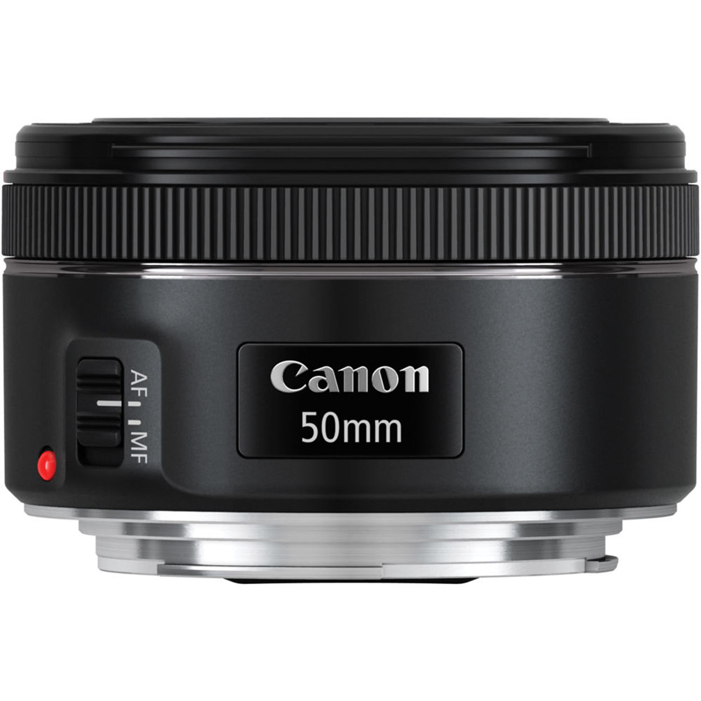 لنز کانن      Canon EF 50mm f/1.8 STM Lens
