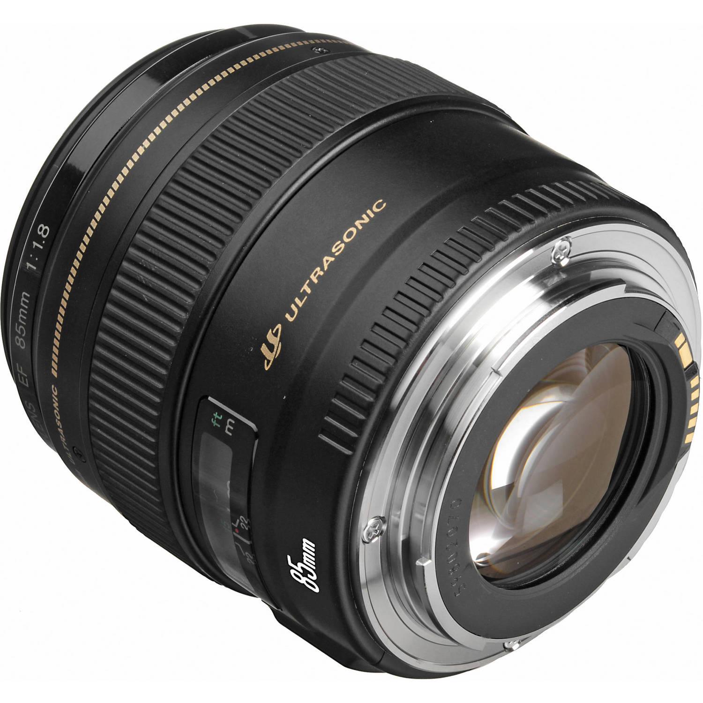 لنز کانن     Canon EF 85mm f/1.8 USM Lens