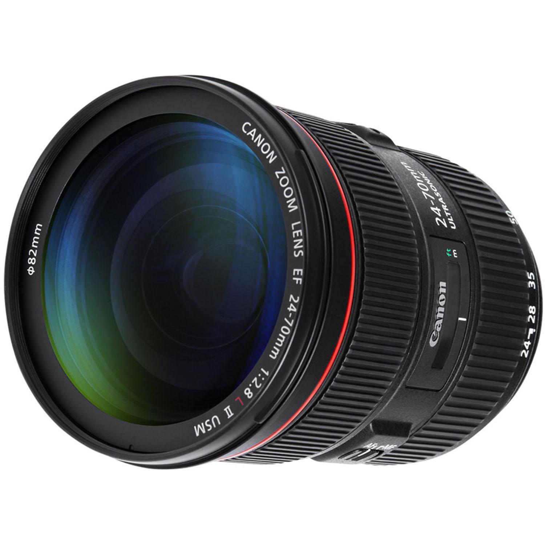 لنز کانن      Canon EF 24-70mm f/2.8L II USM Lens