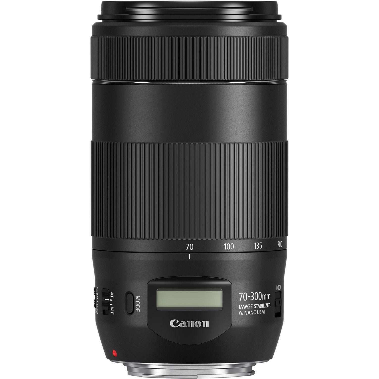 لنز کانن    Canon EF 70-300mm f/4-5.6 IS II USM Lens