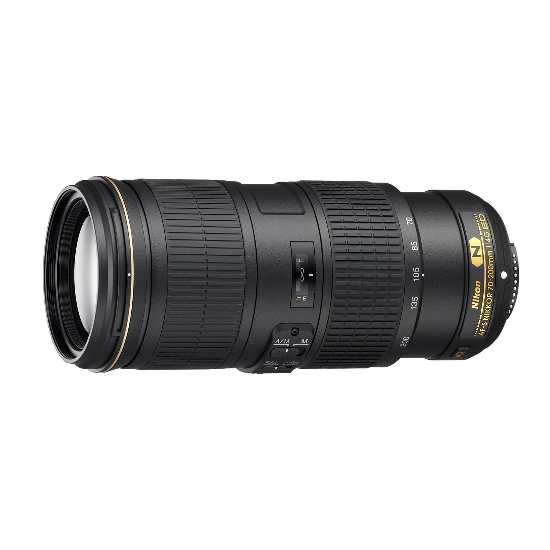 لنز نیکون     Nikon AF-S NIKKOR 70-200mm f/4G ED VR Lens
