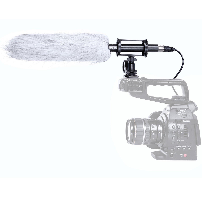 میکروفن بویا          Microphone BY-PVM1000L BOYA