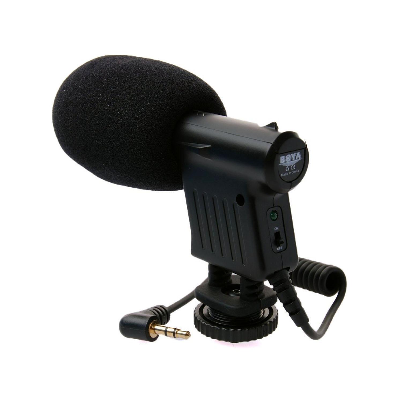 میکروفن بویا        Microphone BYM01 BOYA