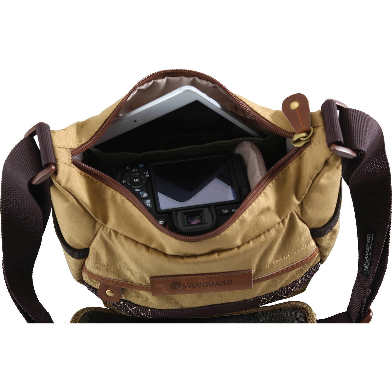 کیف ونگارد        (Vanguard Havana 21 Shoulder Bag (Brown