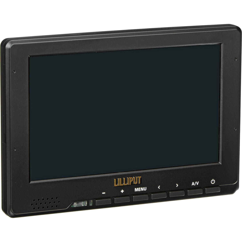 مانیتور دوربین فیلمبرداری         667  Lilliput GL-70NP