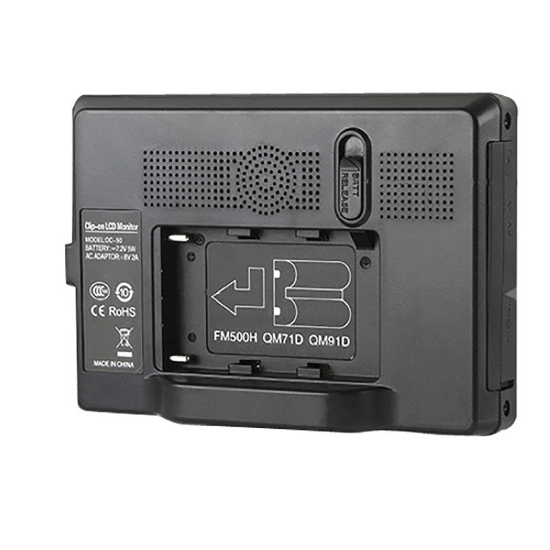 مانیتور 5 اینچ ویلتروکس          VILTROX DC-50 HDMI Monitor