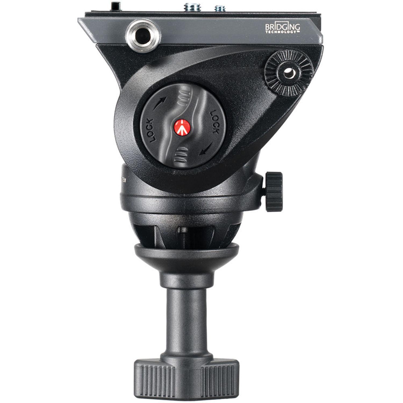 سهپایه فیلمبرداری MVH500a مانفروتو      Manfrotto MVH500a