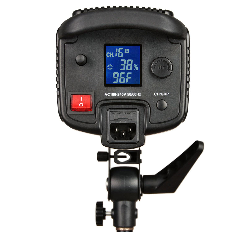 نور ال ای دی SL-150W  اس اند اس        S&S LED Light SL-150W