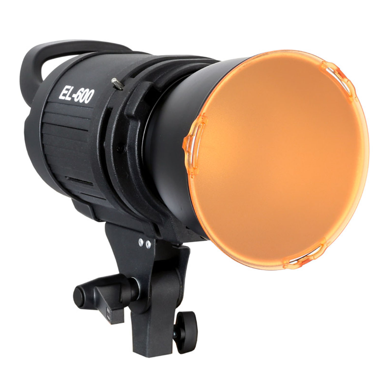 نور ال ای دی  EL-600متل     LED Light EL-600   Mettle