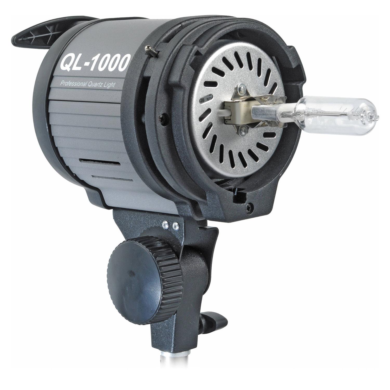 نور کوآرتز QL-1000  متل        Mettle QL-1000 Continuse Light